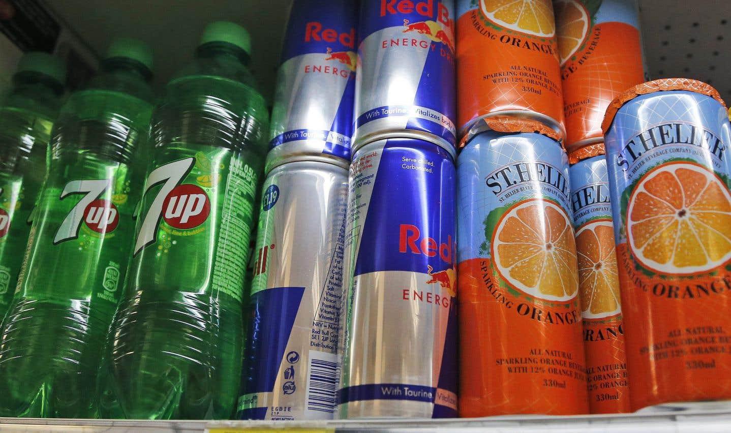 La mesure toucherait 50 % de tous les produits transformés en épicerie.