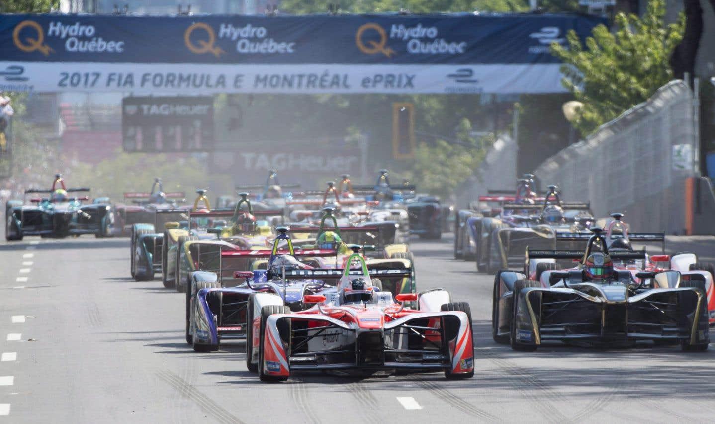 Montréal c'est électrique a annoncé lundi dernier qu'elle cessait ses opérations à la suite de la décision de l'administration de Valérie Plante de ne plus présenter de course de Formule E à Montréal.