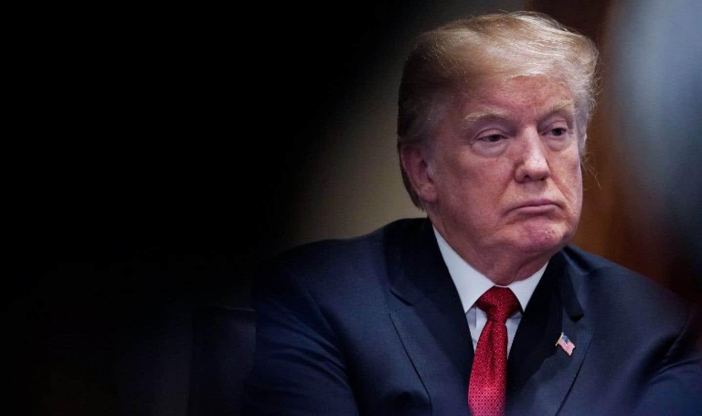 Trump met en garde contre «les fausses accusations»
