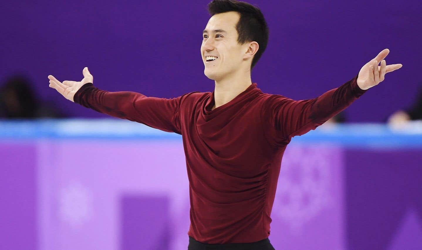 Une grande performance des patineurs canadiens à Pyeongchang