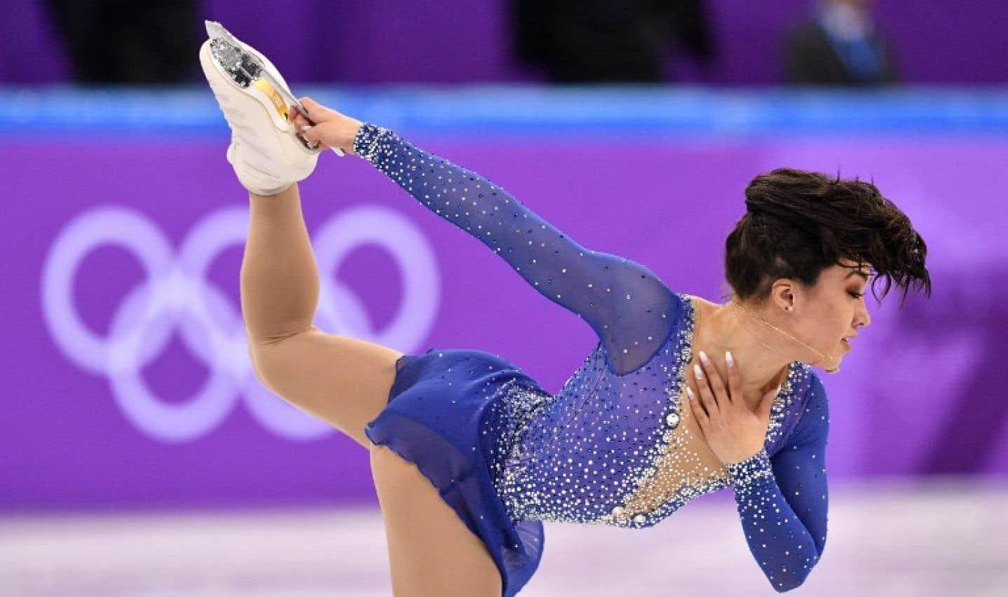 Patinage artistique: le Canada assuré de remporter l'or olympique par équipes