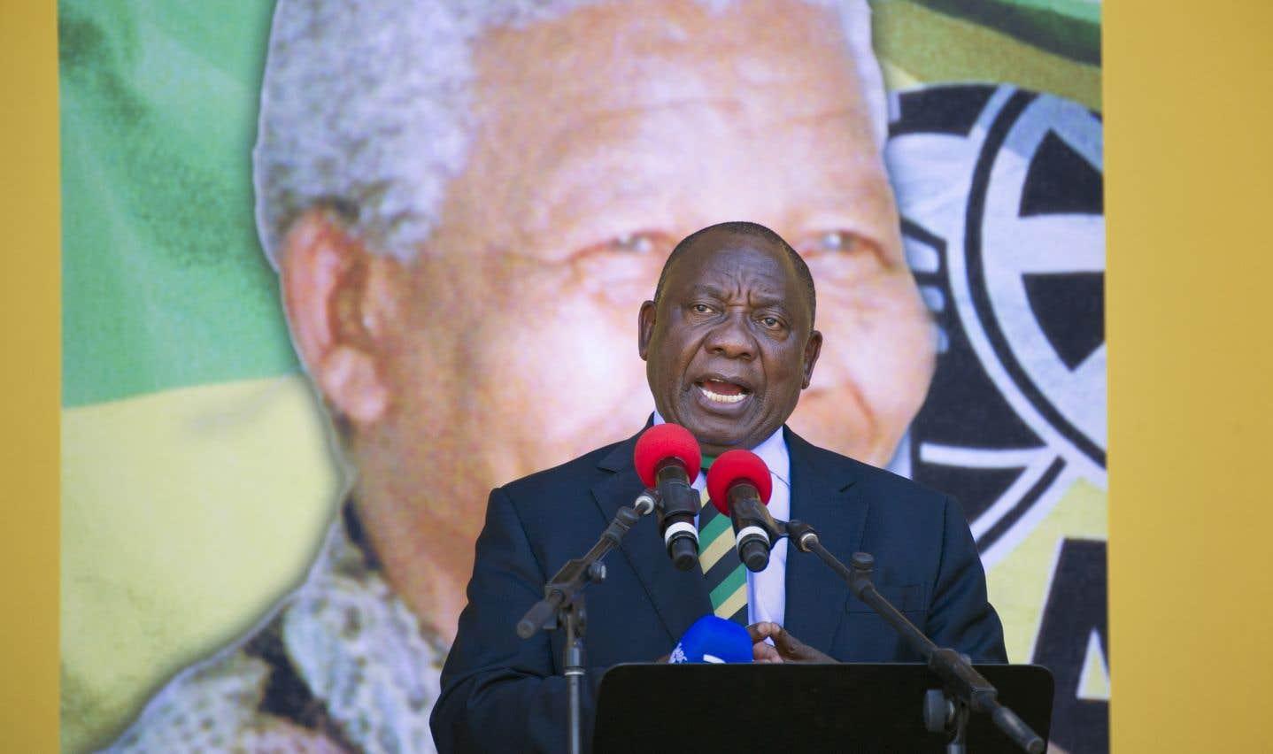 Afrique du Sud: réunion d'urgence de l'ANC pour «finaliser» le départ de Zuma