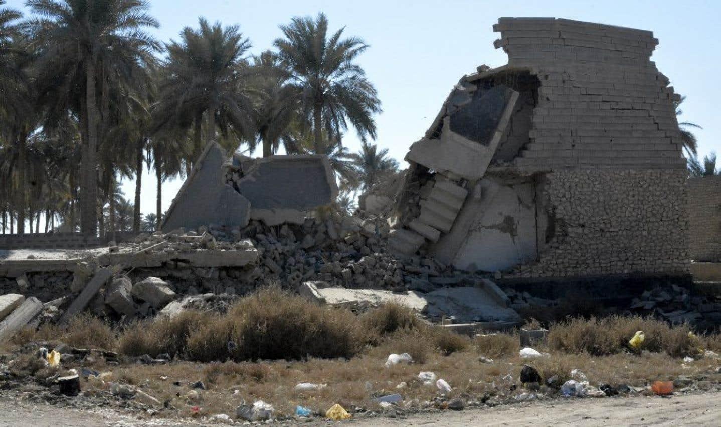 L'Irak est ravagé depuis les années 1980 par les guerres à répétition.