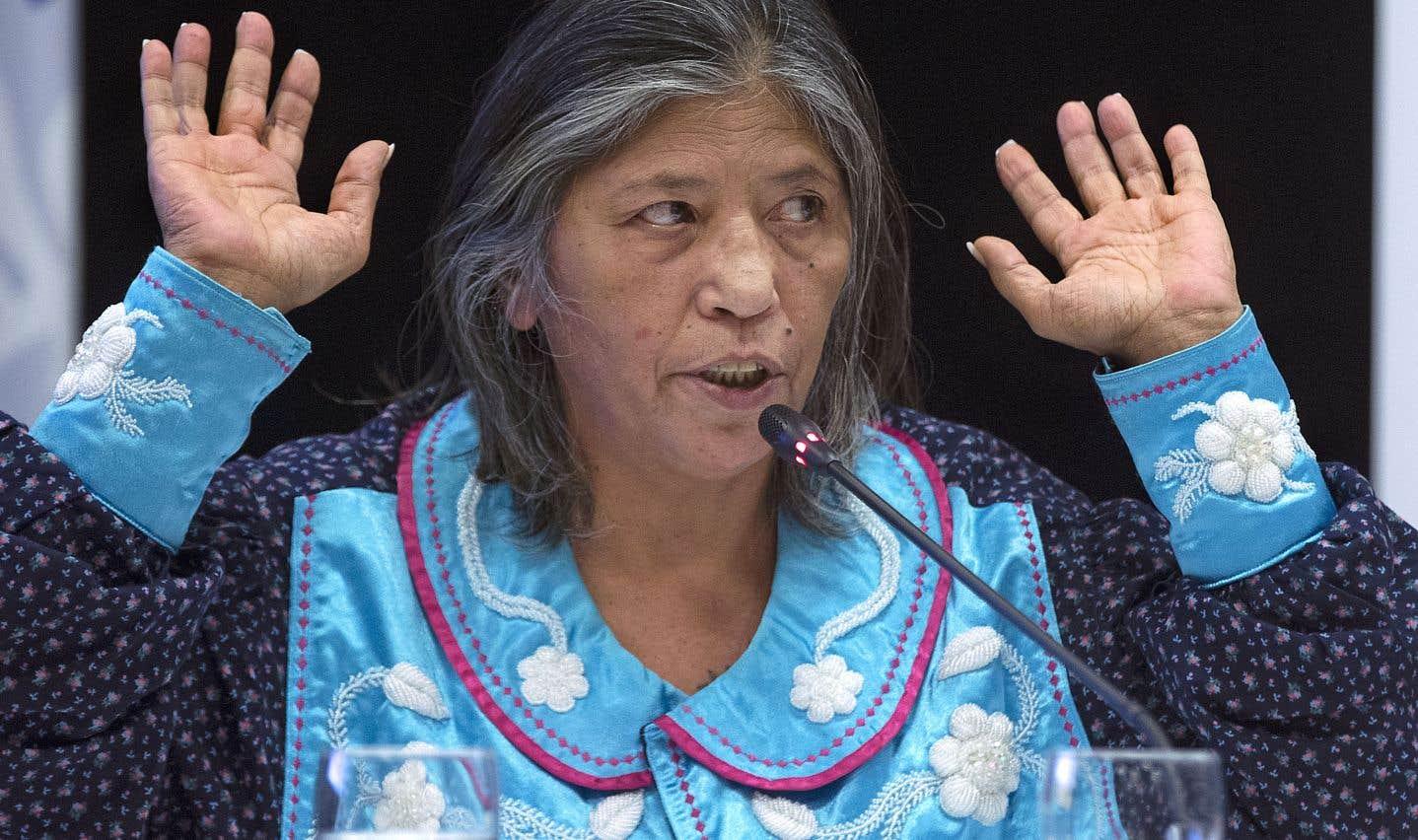 Des Autochtones parlent de la violence des corps policiers à la commission Viens