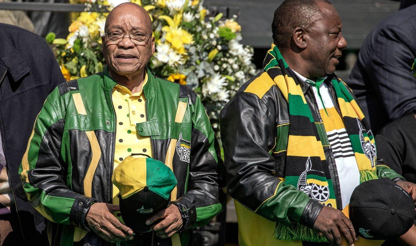 Afrique du Sud: l'ANC exige la démission de Zuma