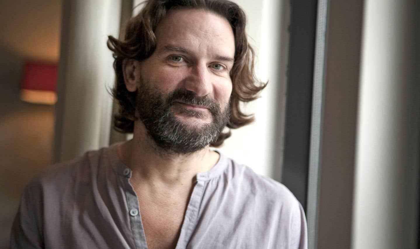 L'écrivain Frédéric Beigbeder publie son dixième roman.