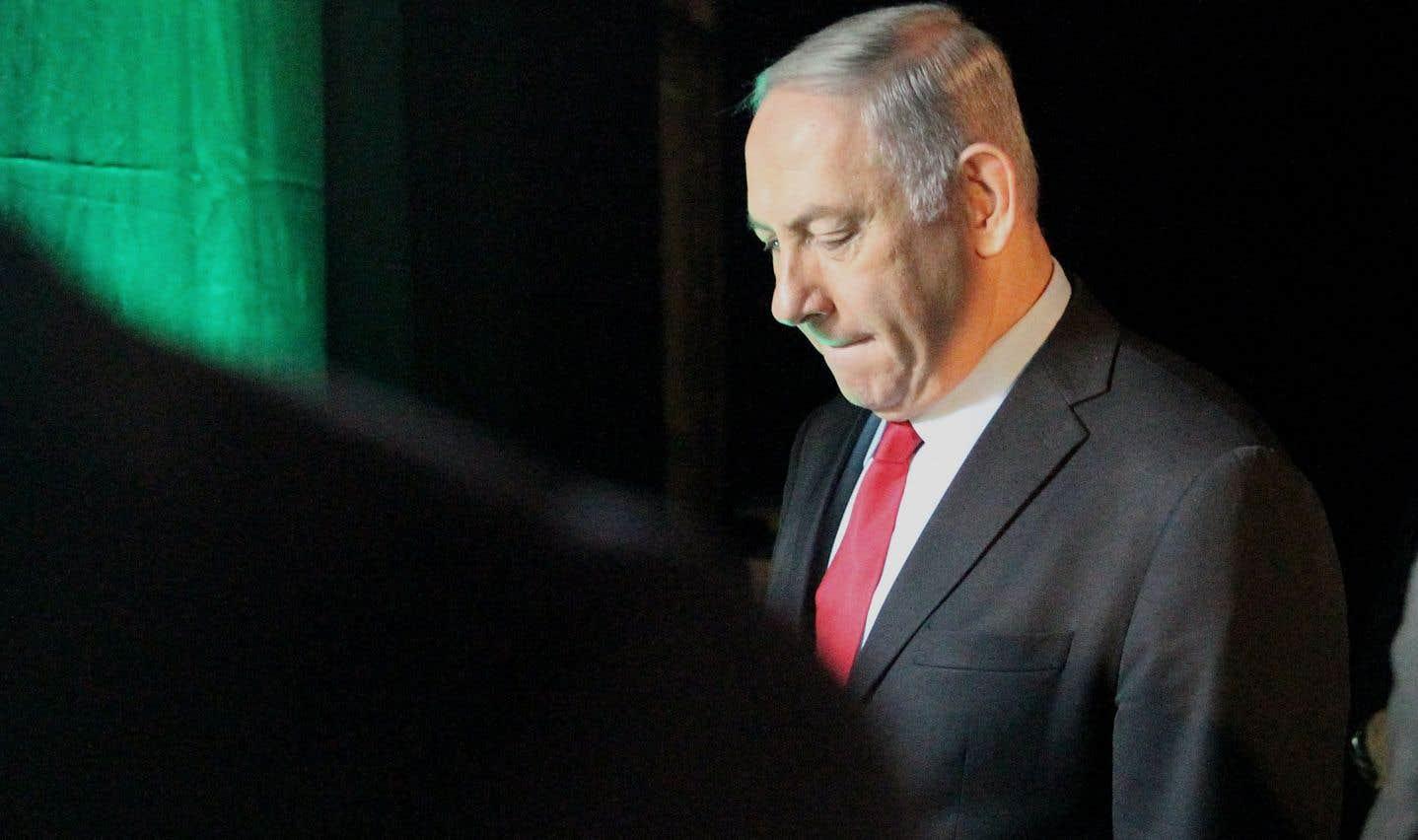 Les preuves sont suffisantes pour inculper le premier ministre israélien, a indiqué la police.