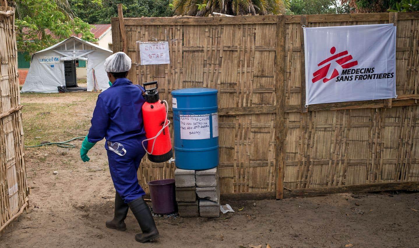 MSF révèle des cas d'inconduite sexuelle