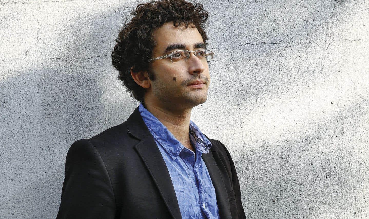 Depuis qu'Omar Youssef Souleimane a publié son premier livre de poésie à l'âge de 19ans, l'écriture est toute son existence.