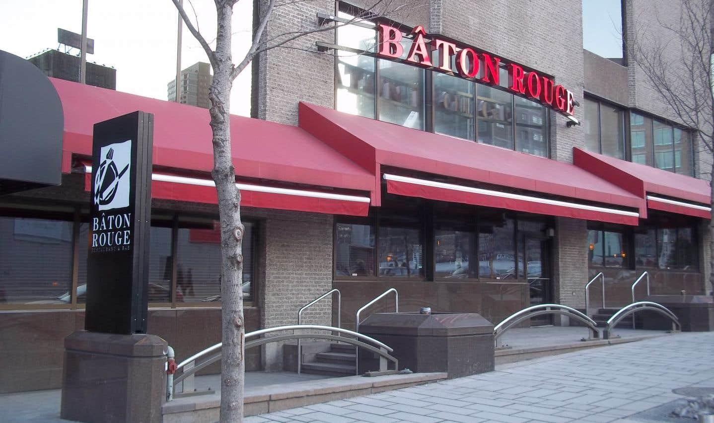 MTY est sur le point d'acquérir plusieurs enseignes, dont Bâton Rouge.