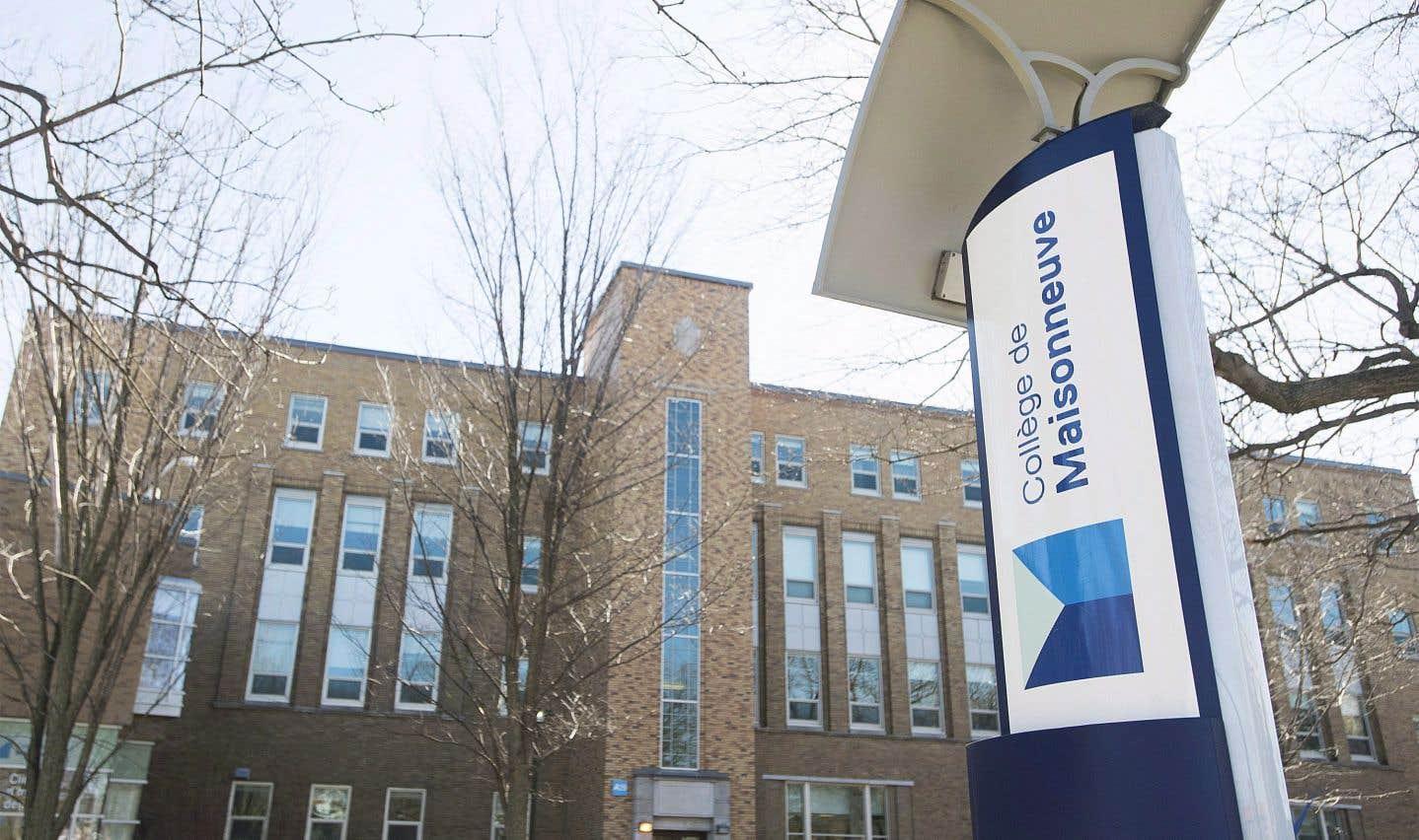 Plusieurs enseignants du collège de Maisonneuve déclarent avoir adopté au fil du temps une forme d'autocensure pour éviter d'être indisposés par des affrontements d'ordre culturel ou religieux.