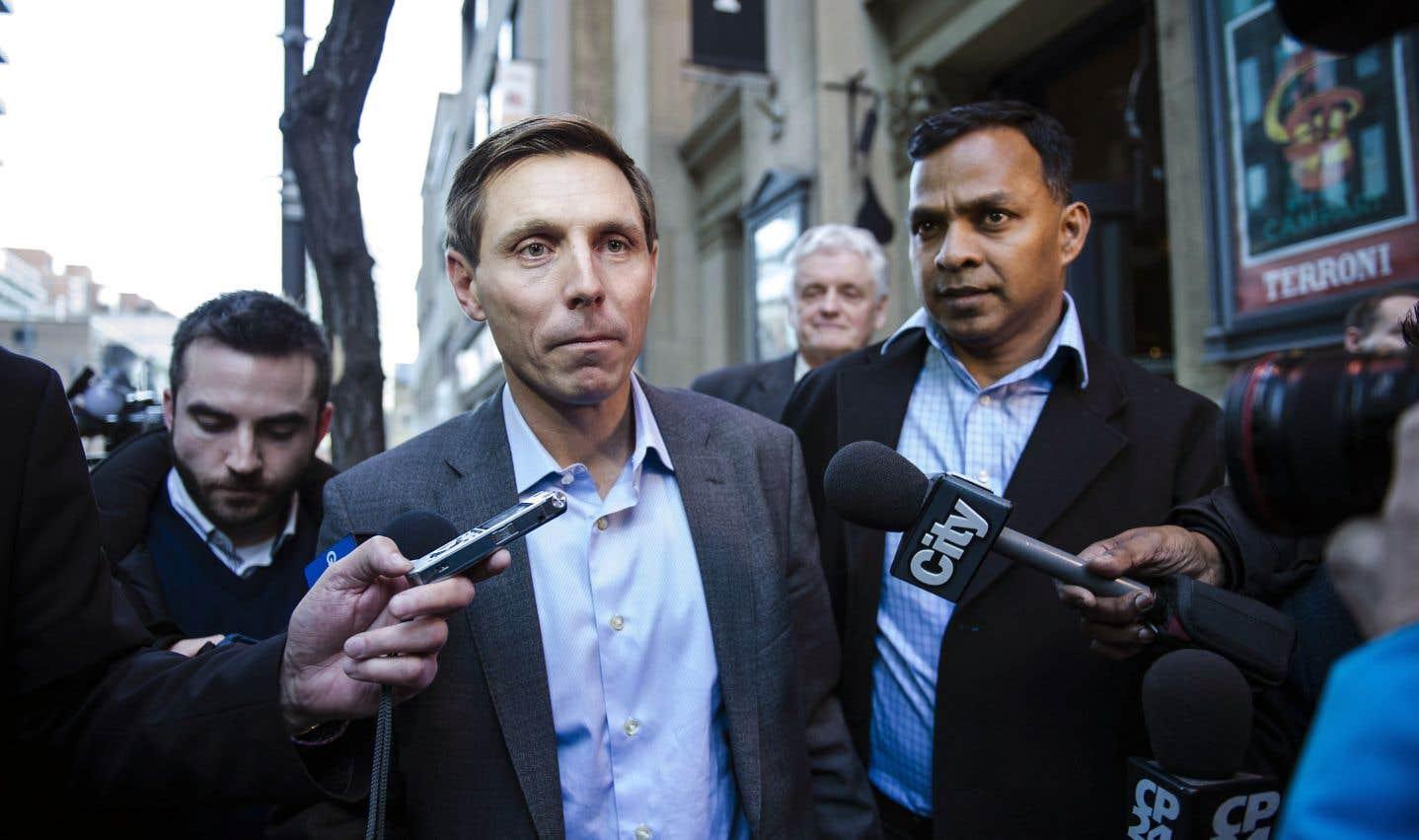 Ontario: Patrick Brown entre dans la course à sa succession