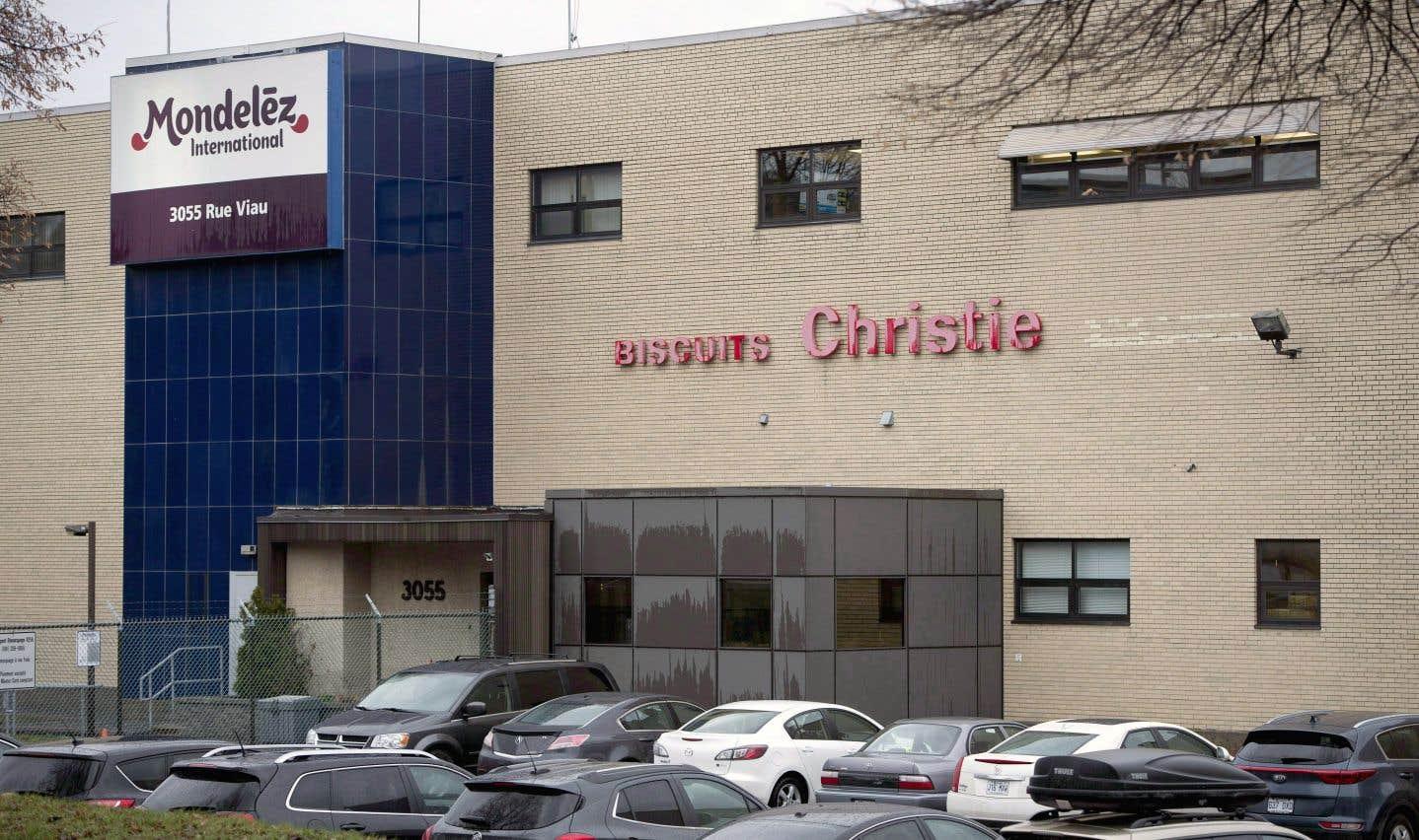 Mondelez International fermera pour de bon son usine montréalaise rue Viau.