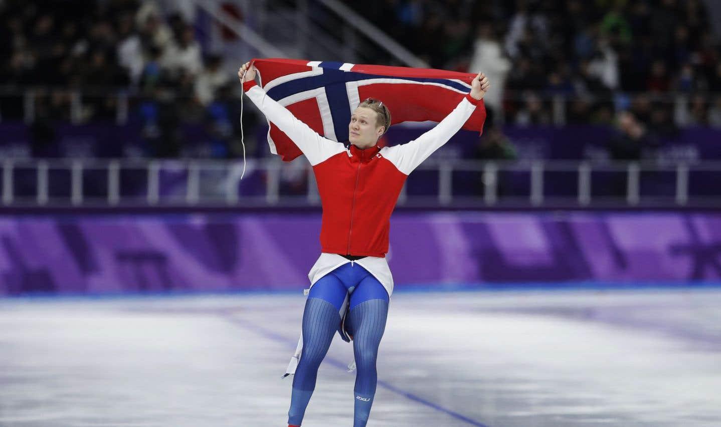 Le Norvégien Havard Lorentzen