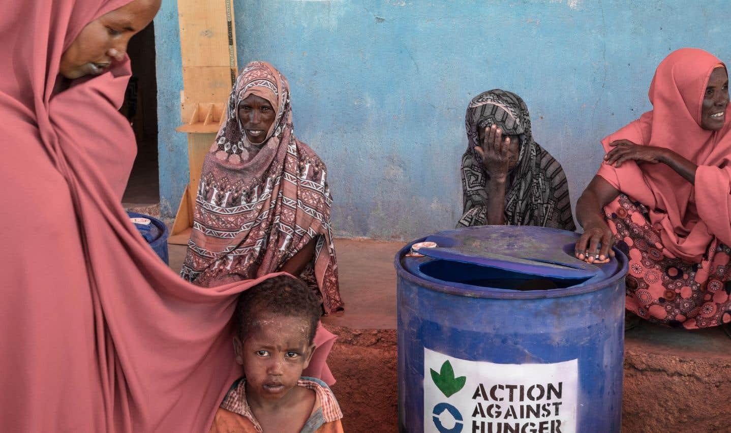 Dans des pays comme l'Éthiopie ou la Somalie, les conflits armés contribuent à l'insécurité alimentaire.