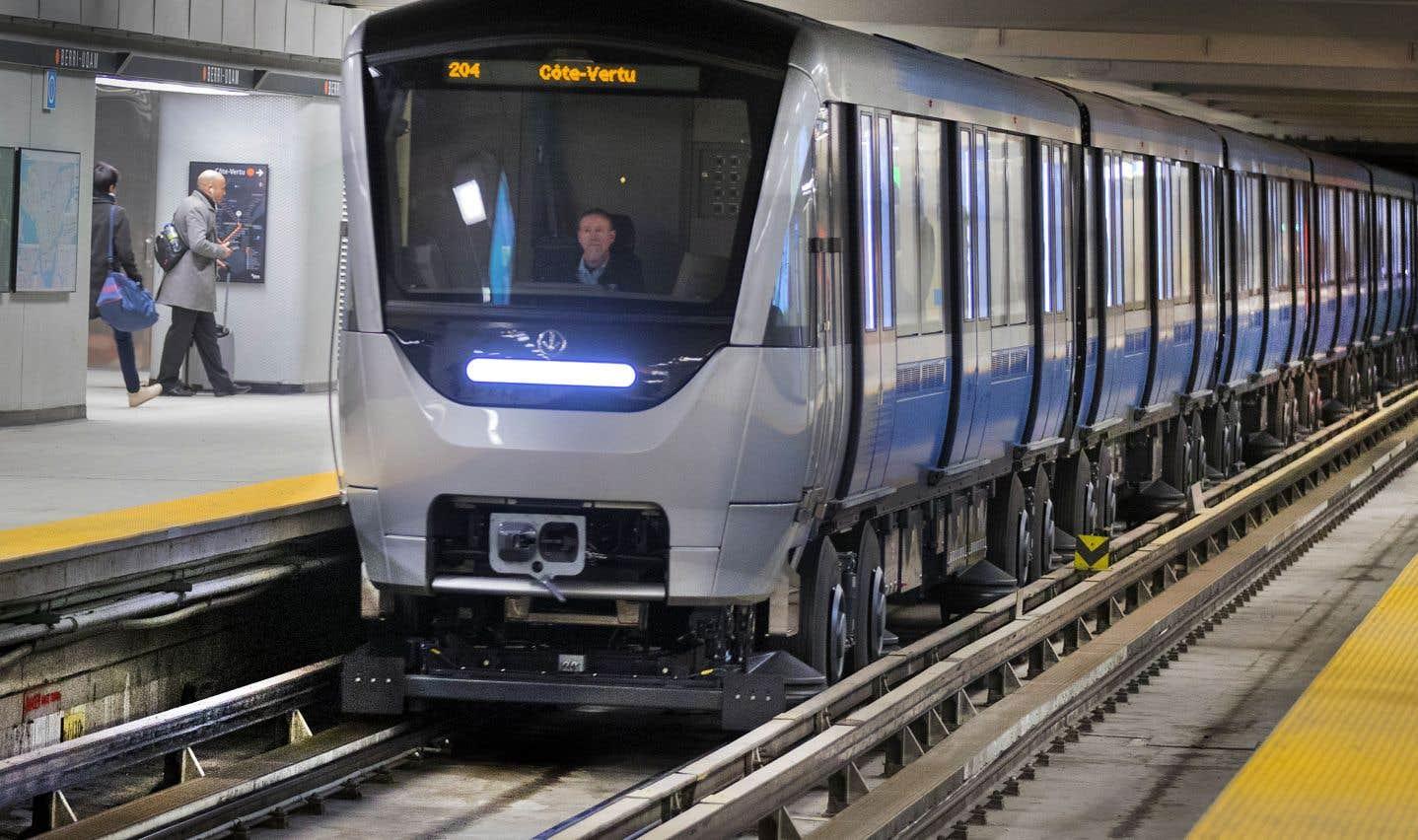 Le contrat pour les 468 voitures Azur du métro de Montréal prendra fin en novembre, a souligné le maire de La Pocatière, Sylvain Hudon.