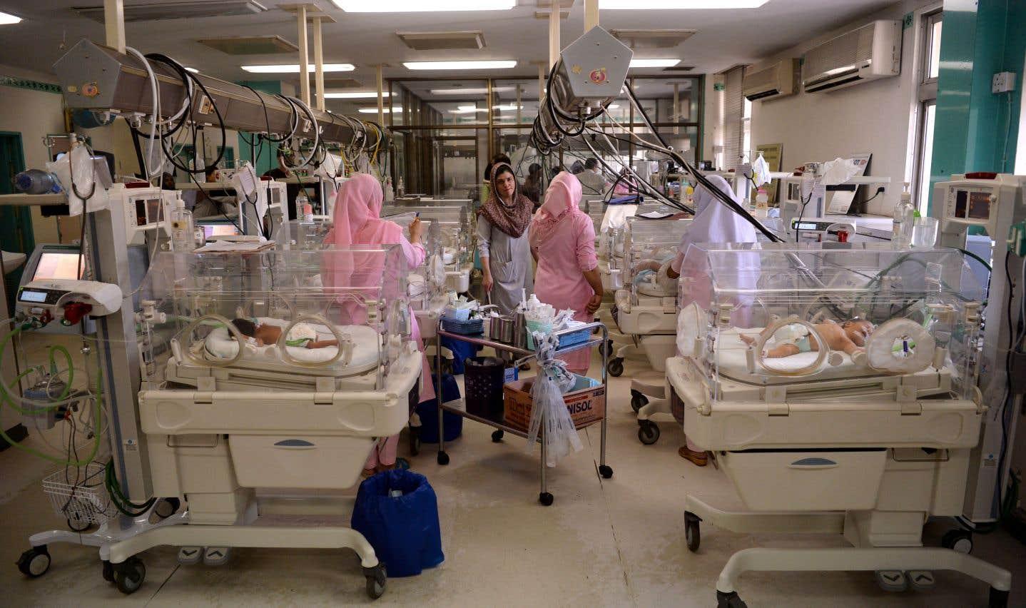 Le Pakistan, au système de santé sinistré, est le pays où les enfants meurent le plus durant leur premier mois.
