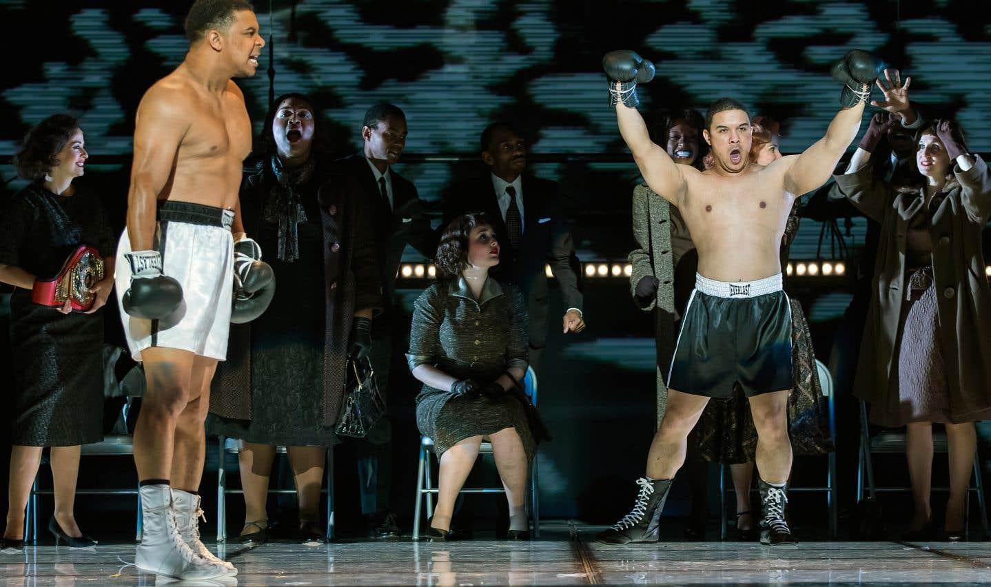 L'Opéra de Montréal s'intéressera au sort d'Emile Griffith, boxeur des années 1960, avec le spectacle «Champion».