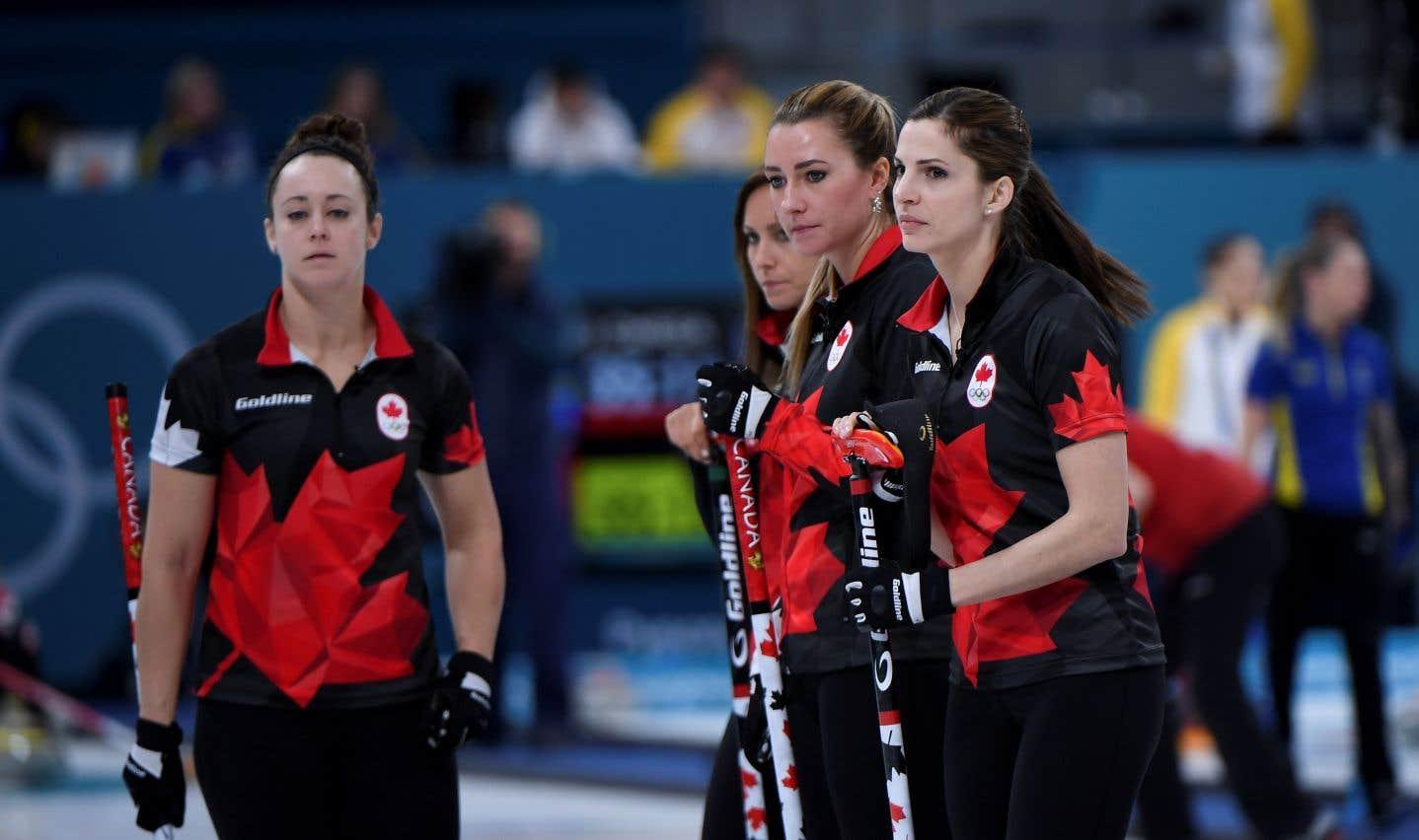 Le Canada devait gagner ce match et aussi le prochain, contre les athlètes olympiques de la Russie, pour cheminer au-delà de la phase préliminaire.
