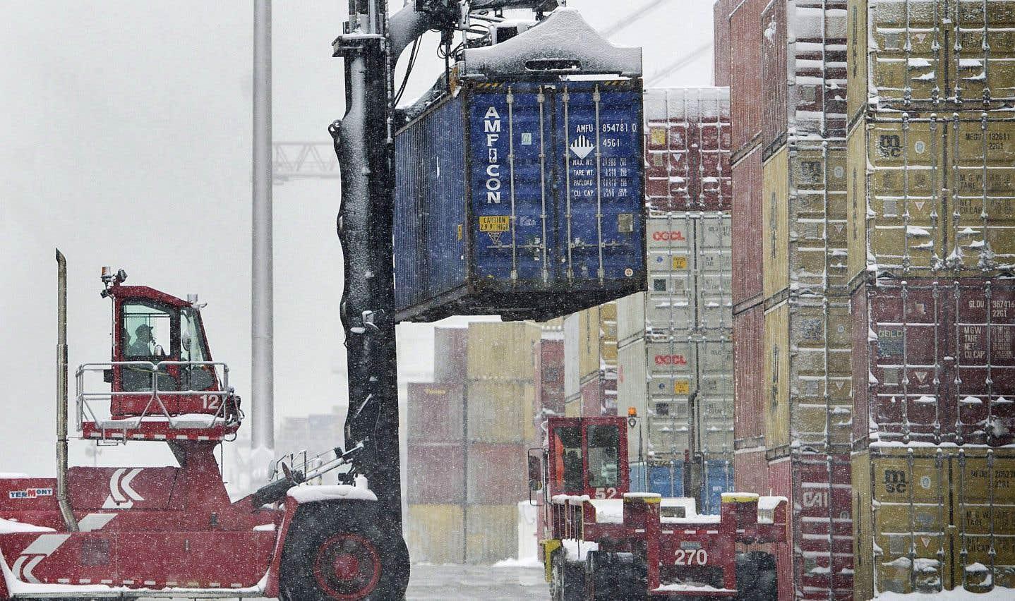 Vers le Japon seulement, on s'attend, d'ici un peu plus de 20ans, à une hausse des exportations de 639millions par an.