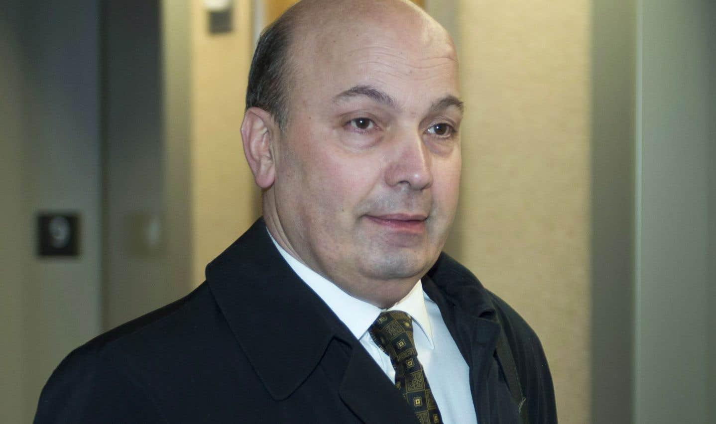 L'ancien président du comité exécutif de la Ville de Montréal, Frank Zampino, compte parmi les accusés.