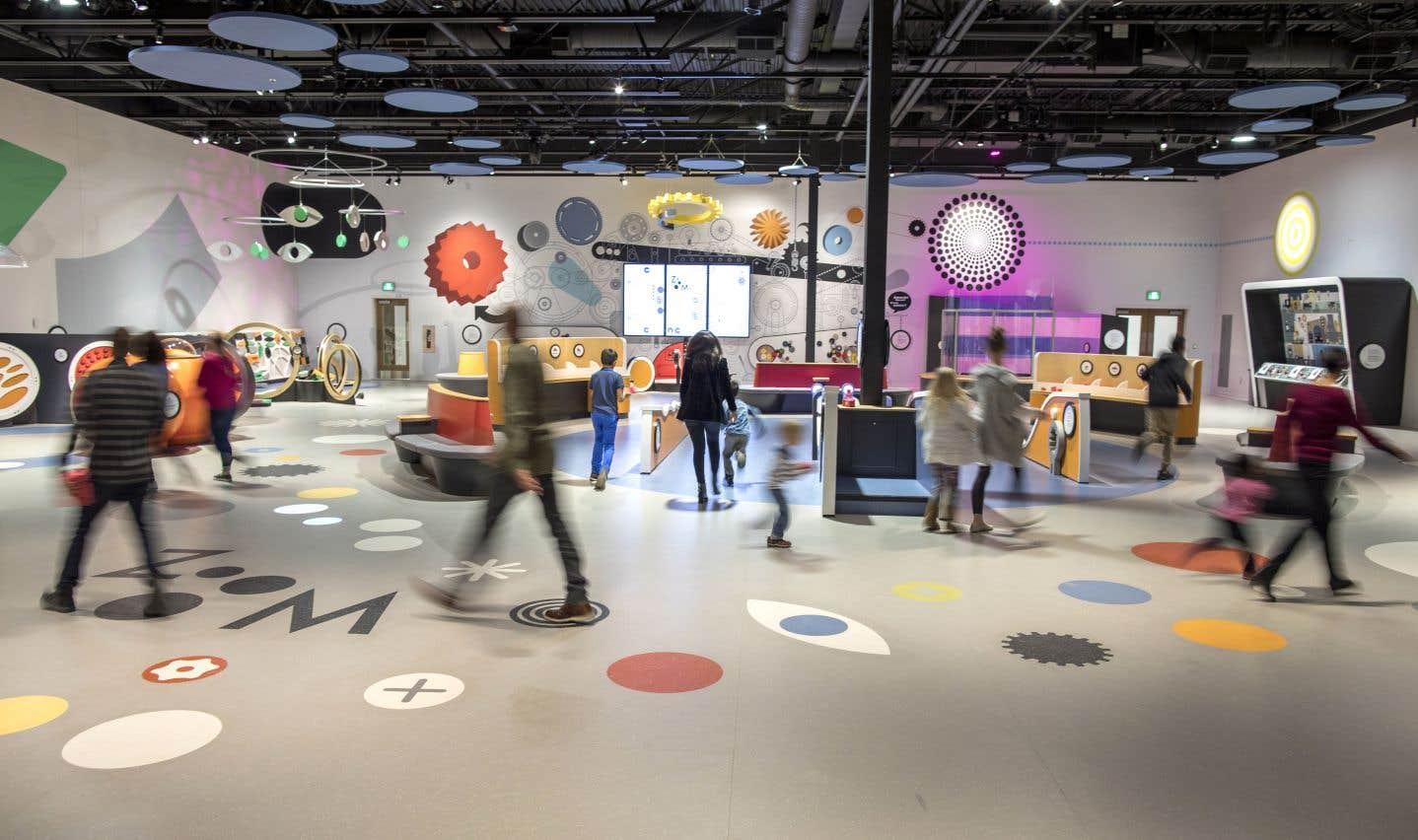 Le Musée des sciences et de la technologie du Canada a rouvert ses portes le 17novembre.