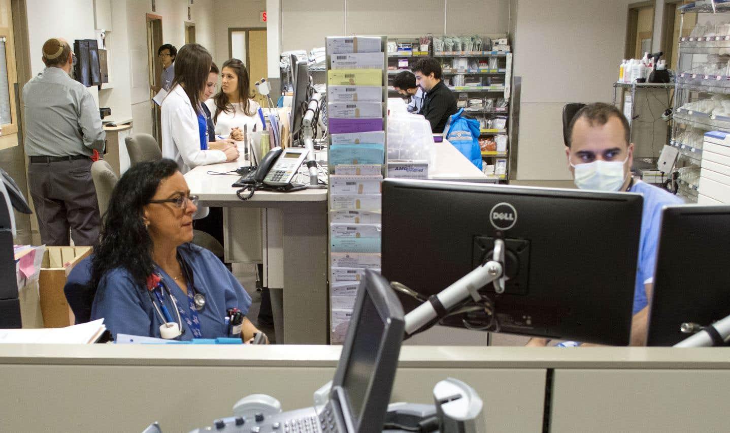 Selon l'auteur, les cadres du réseau de la santé se révèlent les mal-aimés auprès des médecins, des syndicats et du ministère.