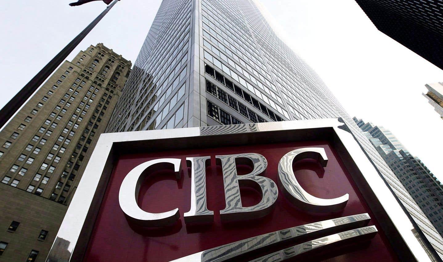 La CIBC a engrangé à son plus récent trimestre un bénéfice de 1,31milliard, en baisse par rapport à celui de 1,39milliard réalisé un an plus tôt.