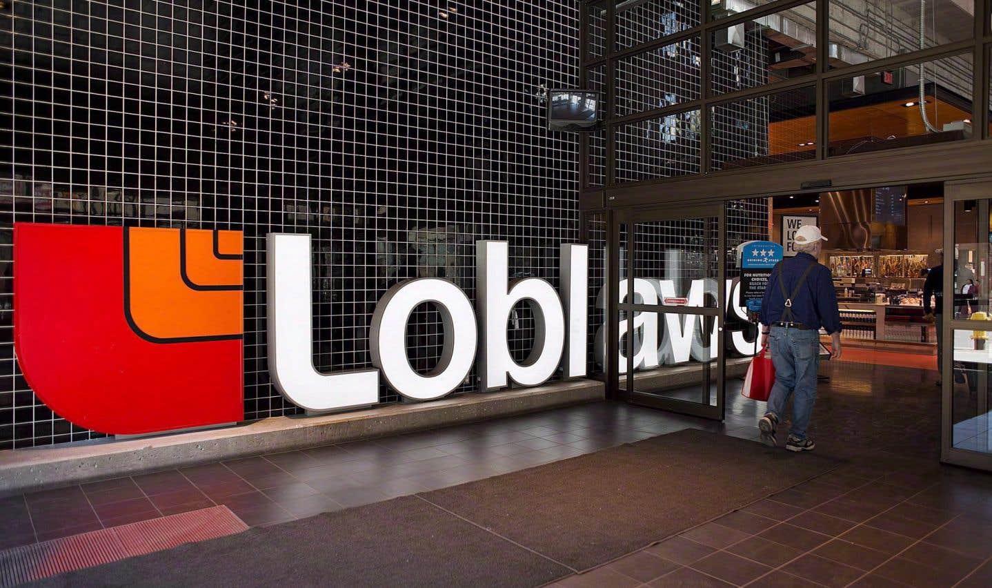 Les Compagnies Loblaw ont affiché un bénéfice en baisse pour leur quatrième trimestre.