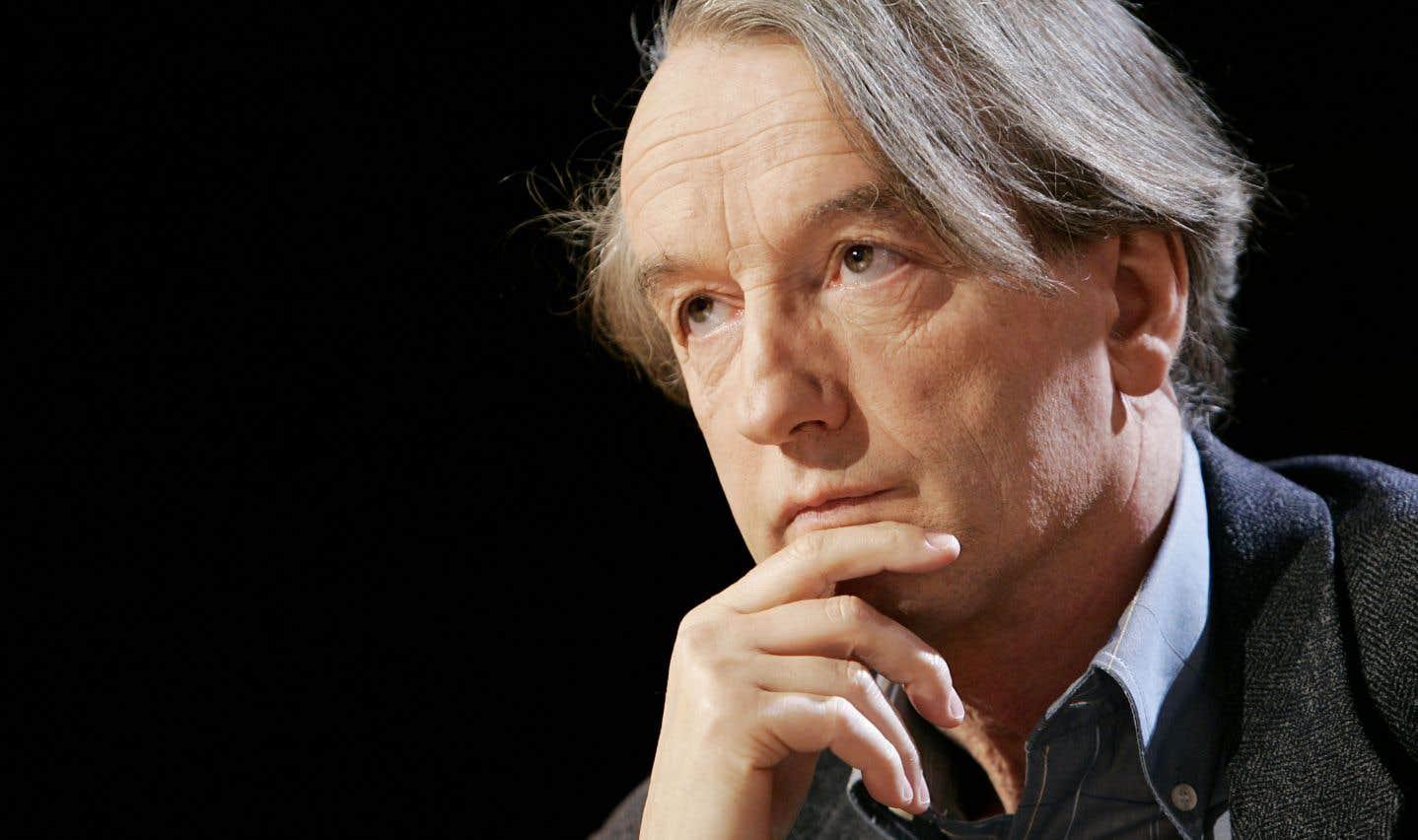 L'auteur français considère son 24eroman comme son plus abouti.