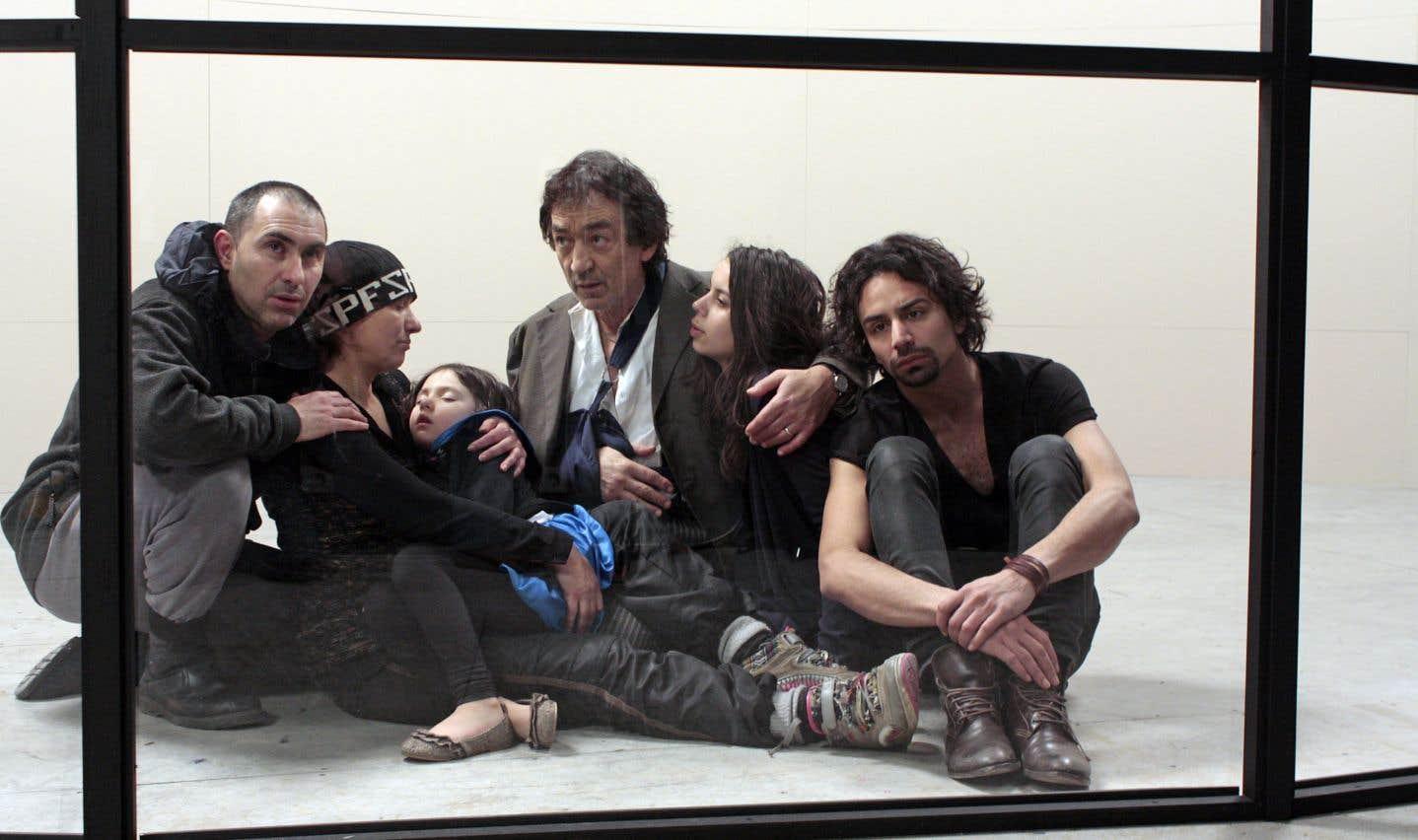 Chto Delat, Museum Songspiel, Image fixe, 2011