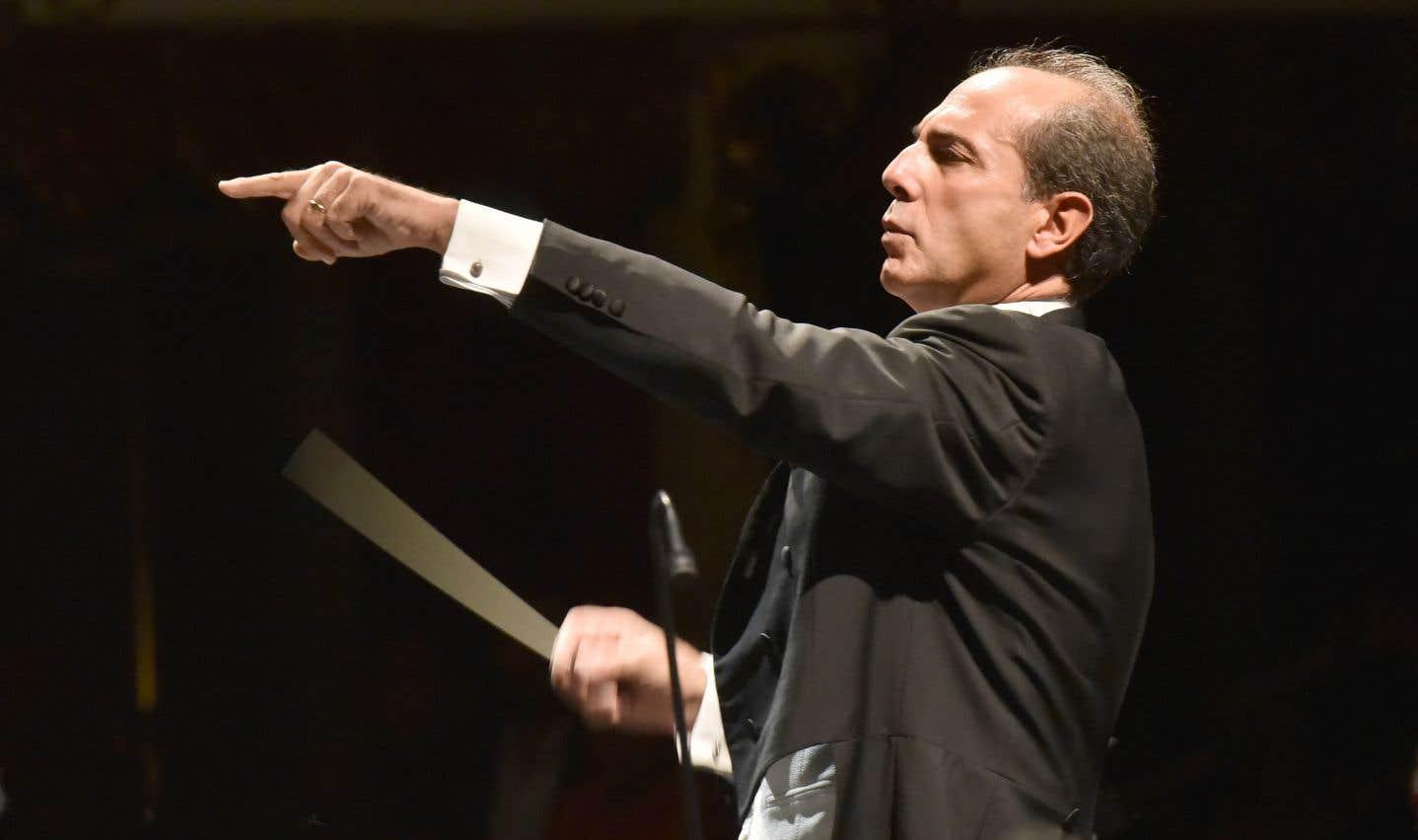 Même s'il est peu connu, le chef d'orchestre Daniele Callegari méritait l'invitation du Métropolitain.