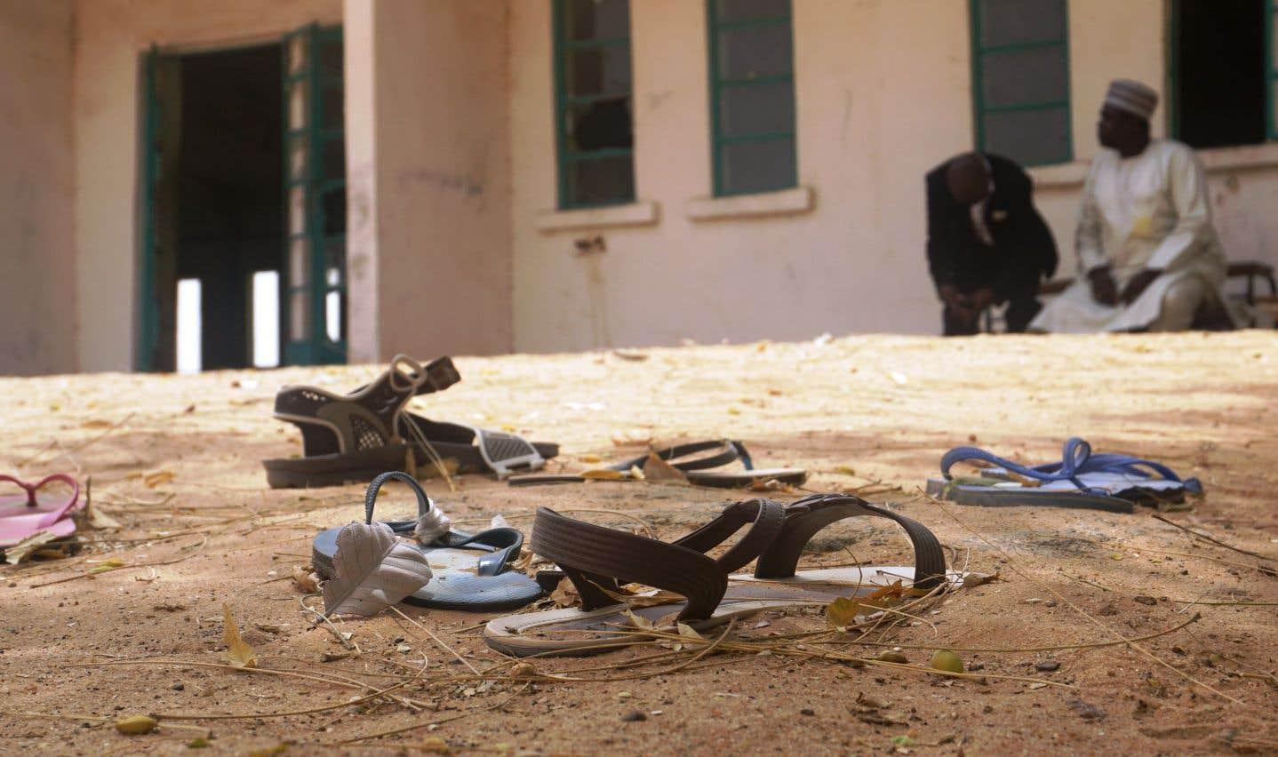 Plusieurs jours après les faits, les autorités ne s'accordent toujours pas sur le nombre de filles disparues ni ce qui leur est arrivé ensuite.