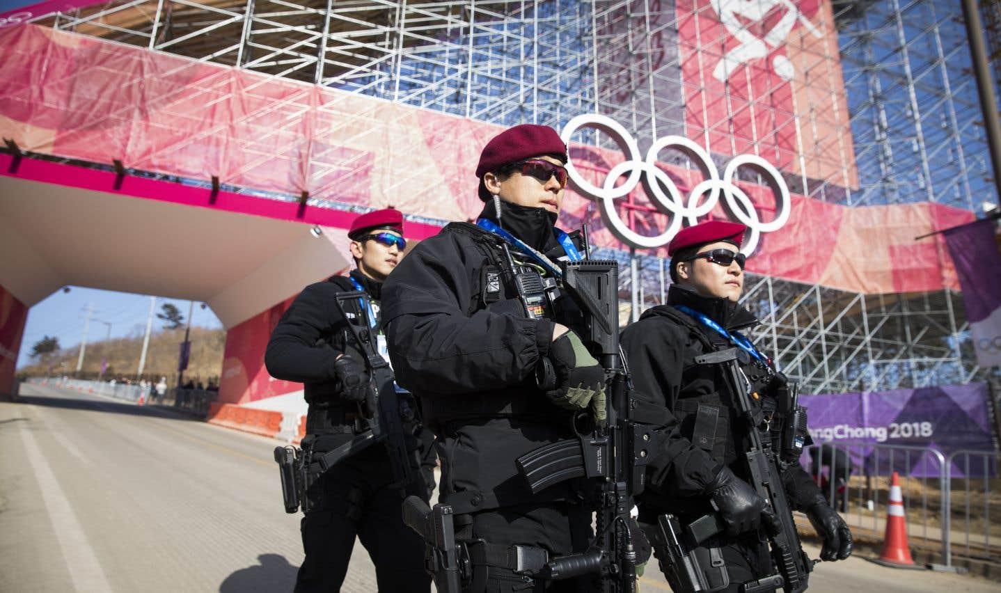 Les Olympiques repoussent sans cesse la taille des mesures de sécurité et transforment chaque ville hôtesse en forteresse.