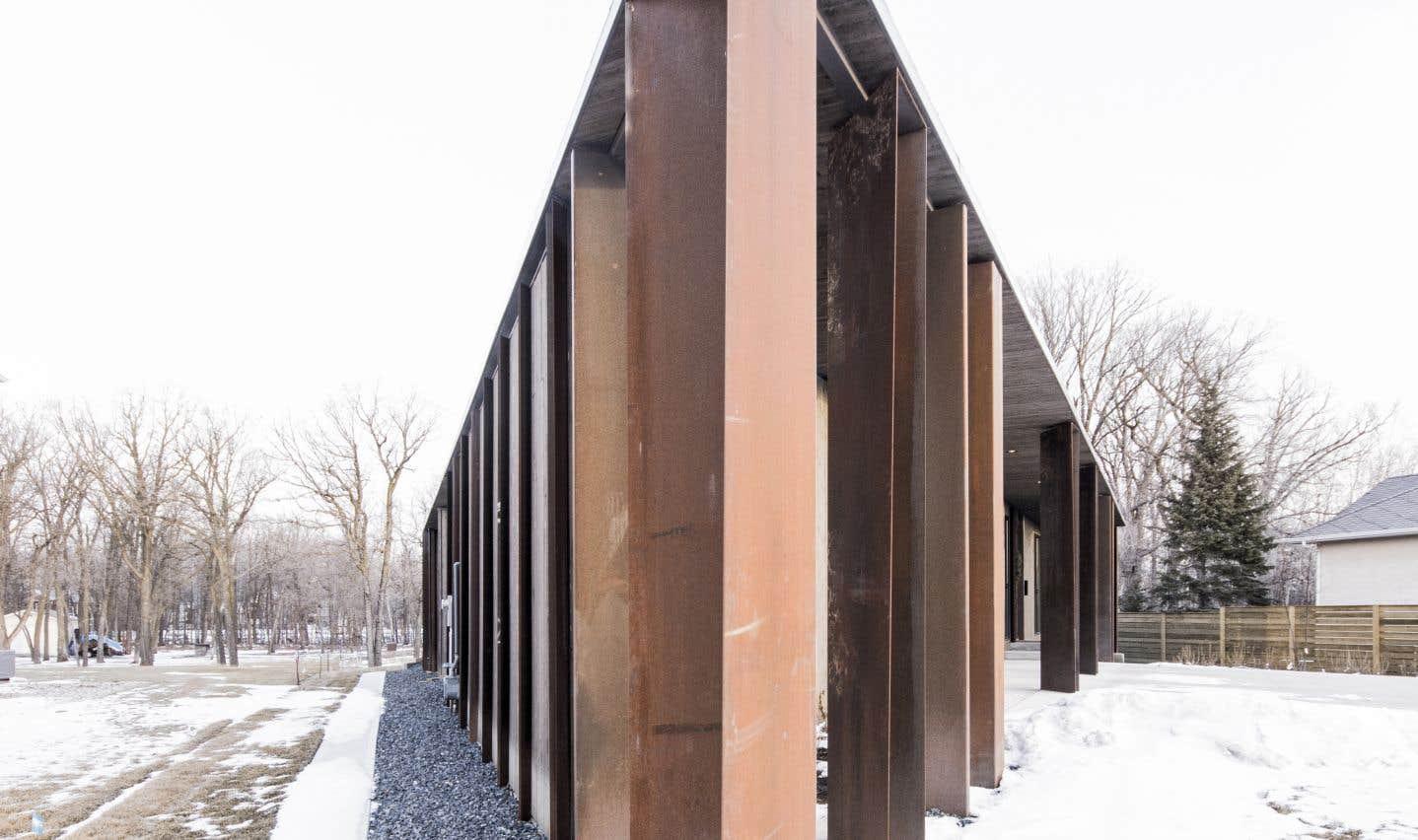 La Résidence parallélogramme (Manitoba),5468796 Architecture