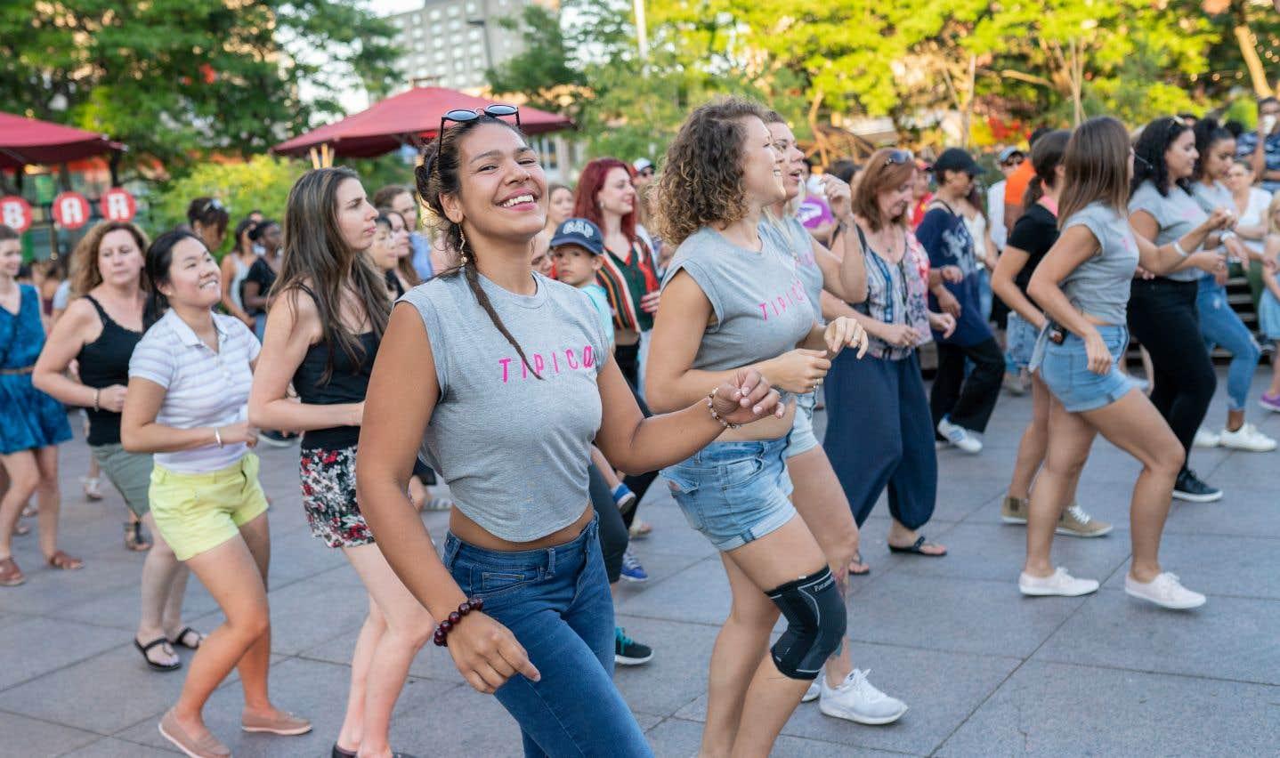 Les soirées Salsafolie réunissent les amateurs de danse latine.