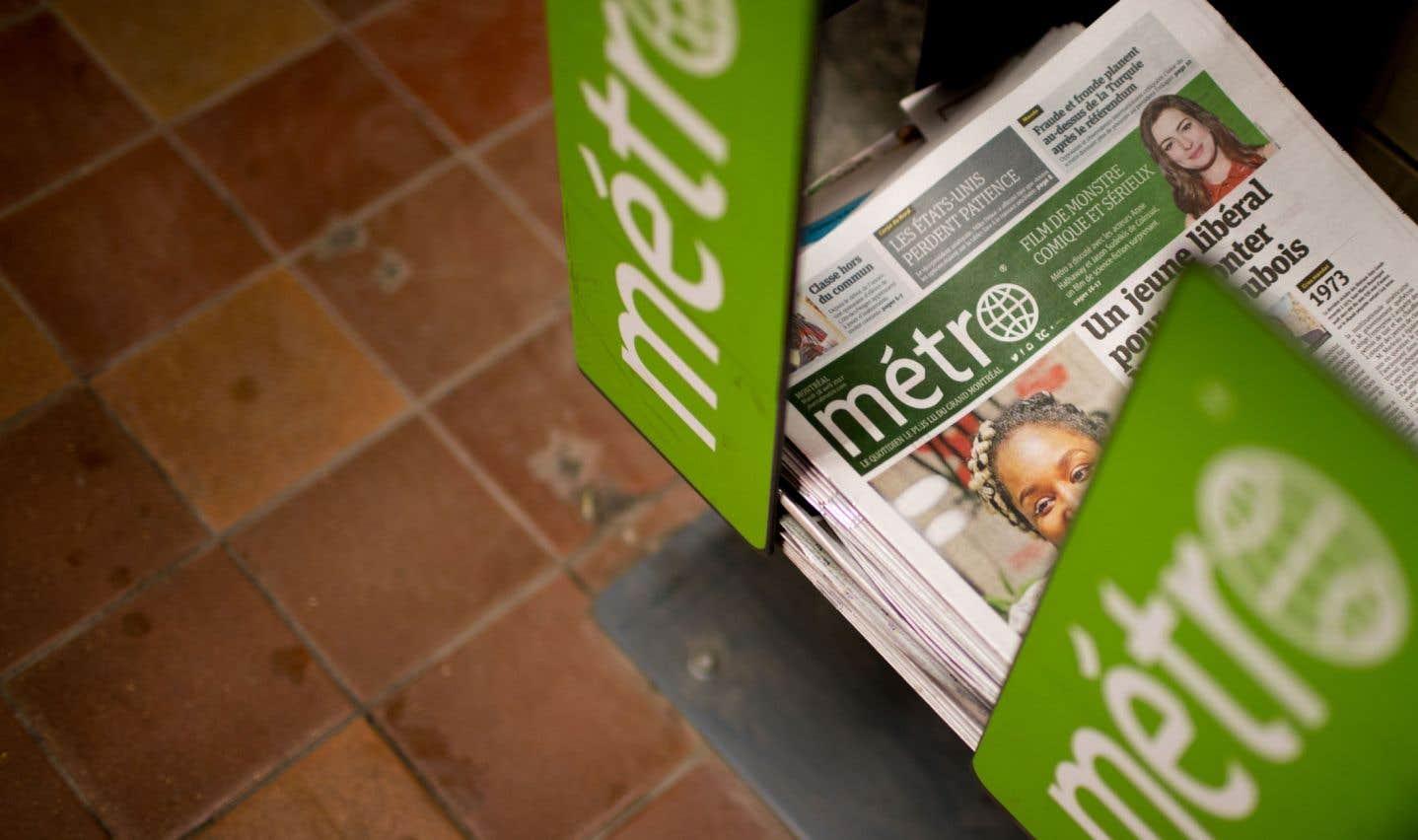Paris siège social du journal «le monde christian de