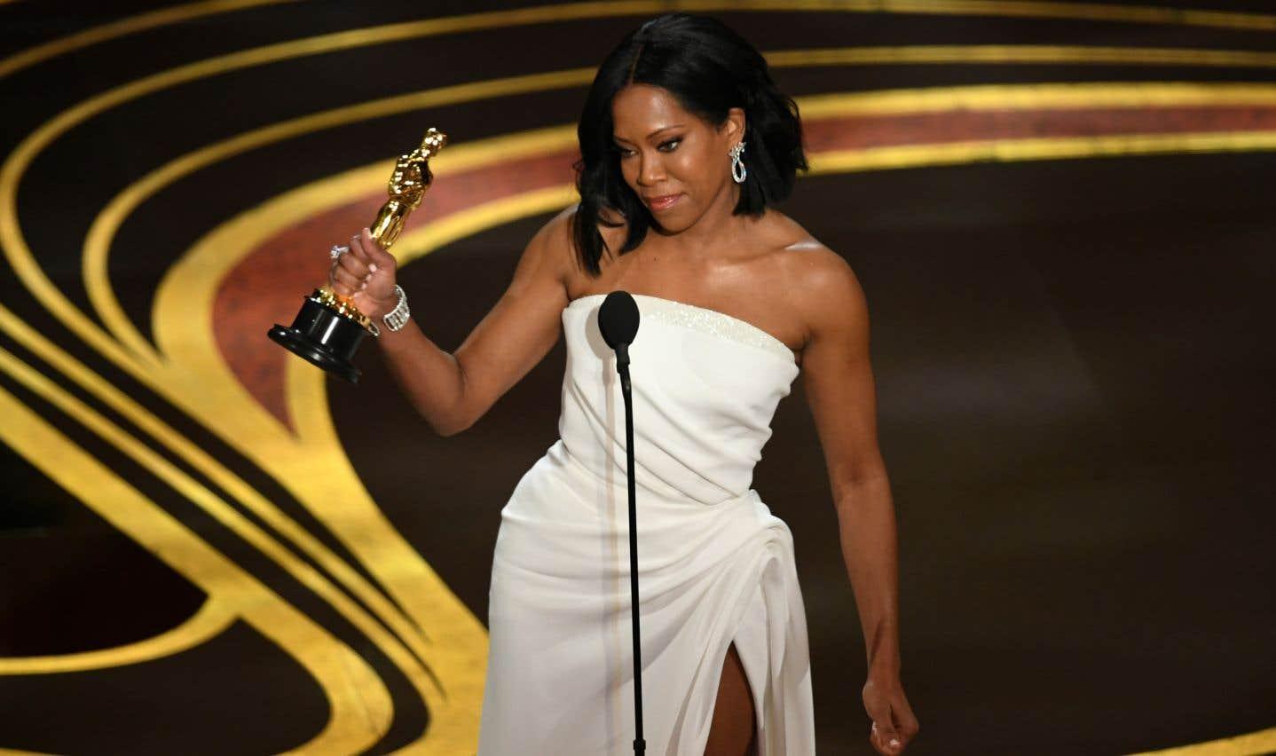 Regina King dans «If Beale Street Could Talk» aremporté l'Oscar de la meilleure actrice dans un rôle secondaire.