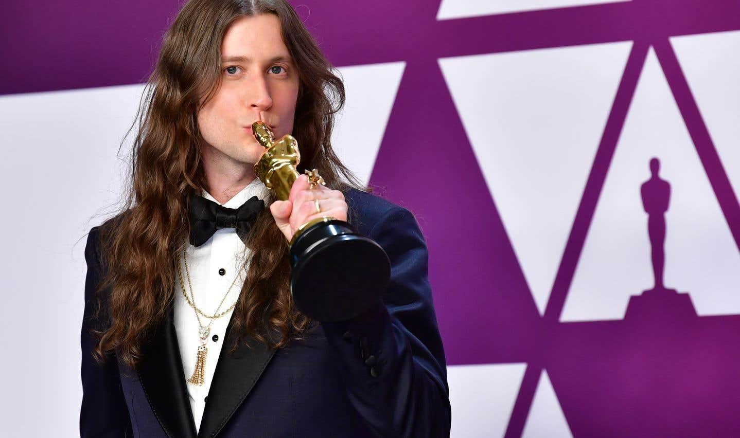Le compositeurLudwig Goransson a remporté l'Oscar de la meilleure bande sonore originale pour le film «Black Panther».