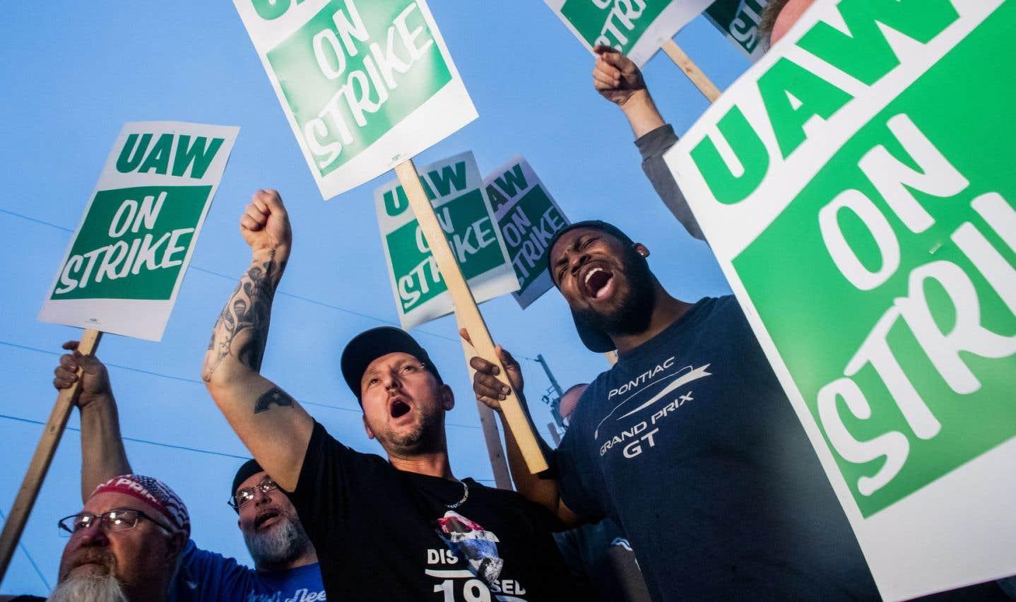 Près de 50000 employés américains de General Motors (GM) ont fait la grève en raison d'une impasse au sujet de leurs négociations salariales. Le porte-parole du syndicat automobile United Auto Workers, Brian Rothenberg, a expliqué à l'AFP que la grève «va probablement durer». Il s'agit du premier mouvement social chez GM depuis 2007.