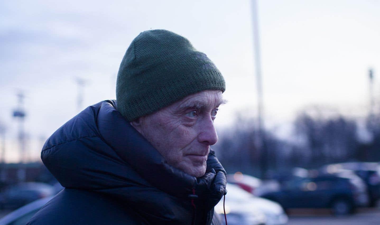 Henri Rhéaume, un ex-infographe de 77 ans, est le conjoint de Diane Fortin. «J'imagine que c'est comme un deuil», dit-il à propos de ce qu'il vit.