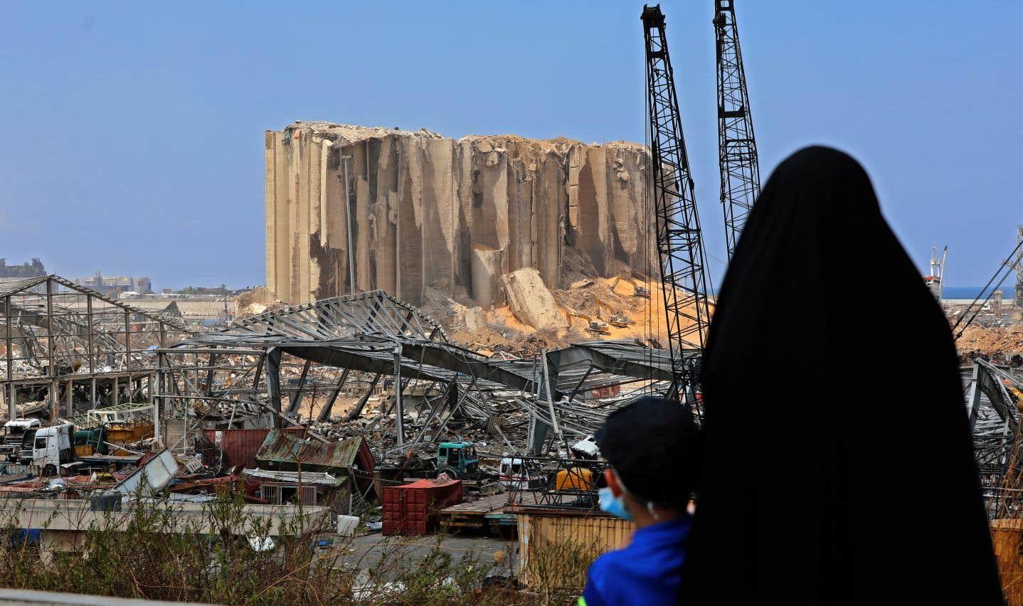 Dévastation après des énormes explosions au port de Beyrouth | Le ...