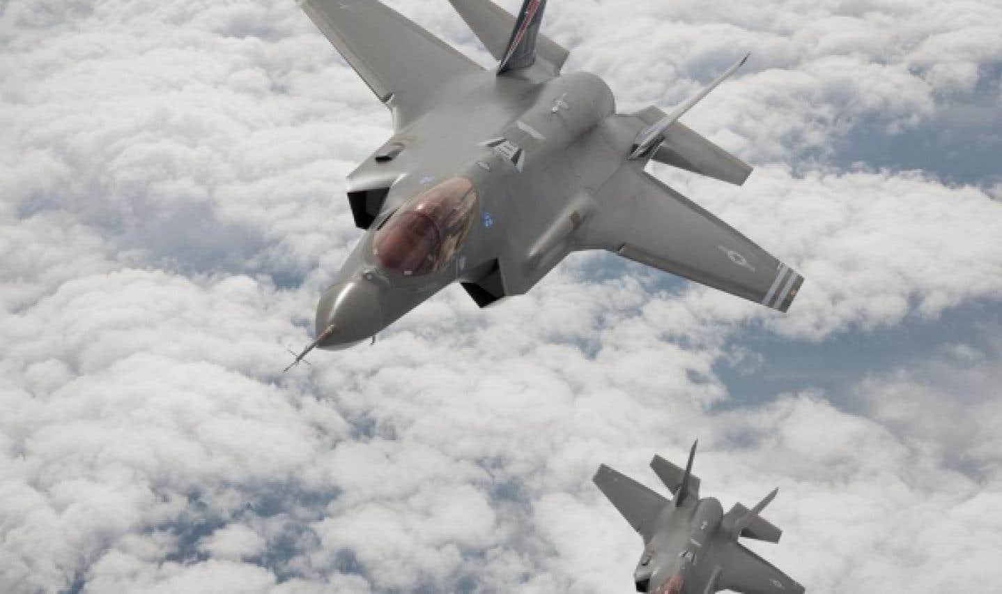 F-35: une facture impossible à prévoir