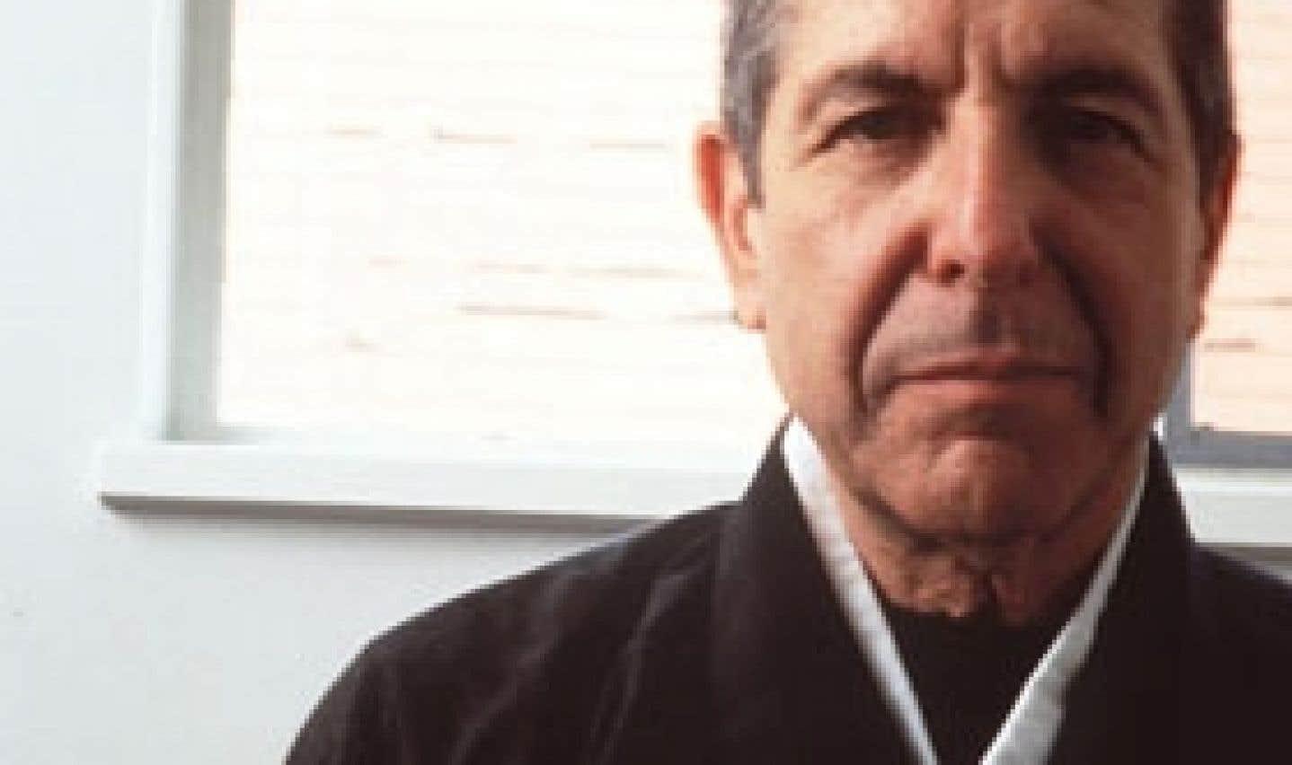 Leonard Cohen  - L'oeuvre et la vie