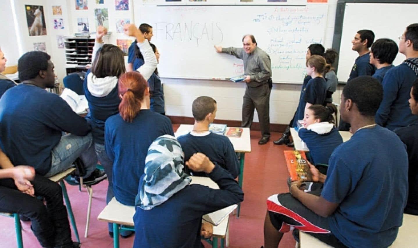 60 498 élèves de 5e secondaire sur le qui-vive