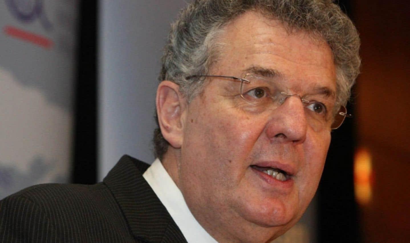 Bernard Cerquiglini, recteur de l'Agence universitaire de la Francophonie