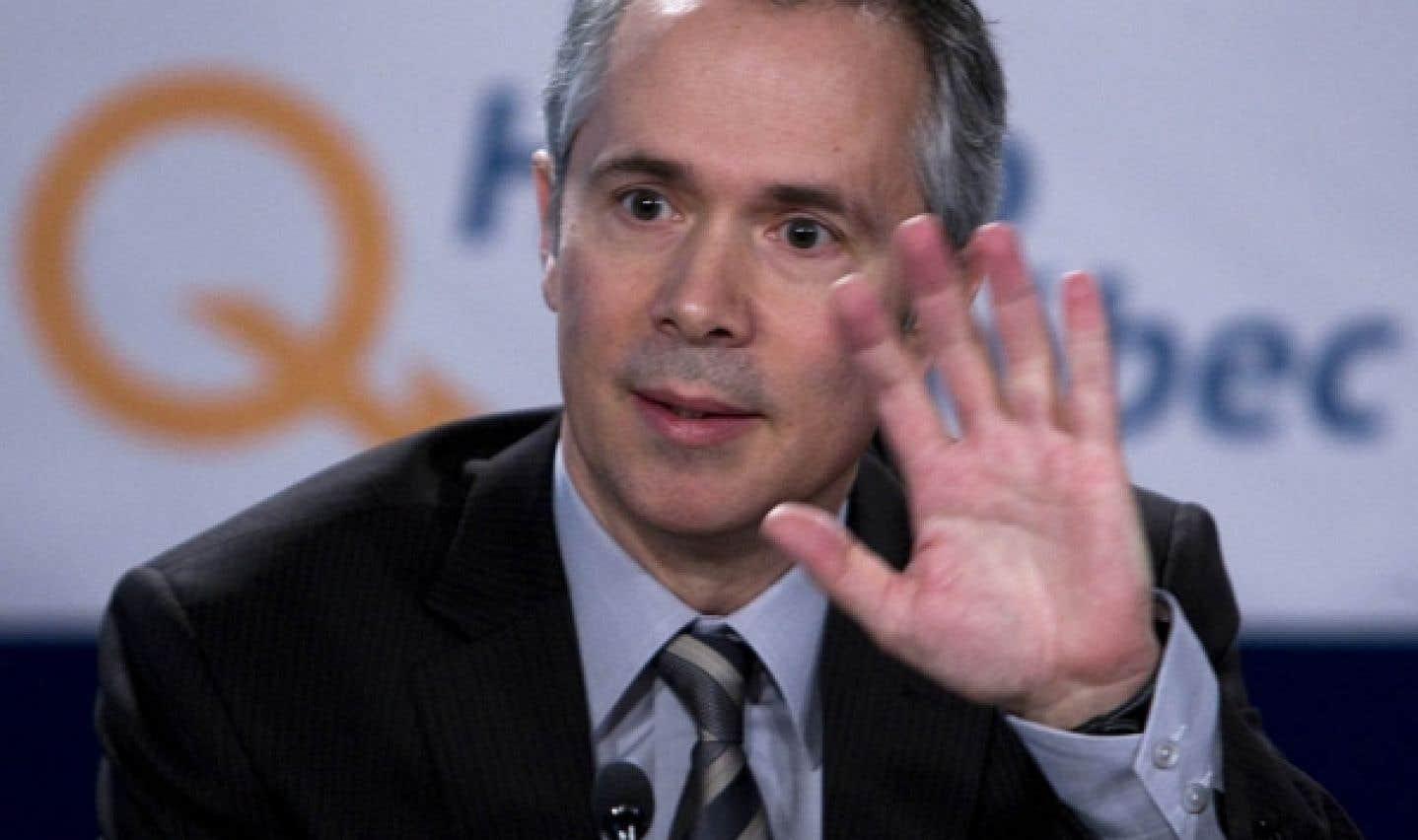 Thierry Vandal, président-directeur général d'Hydro-Québec