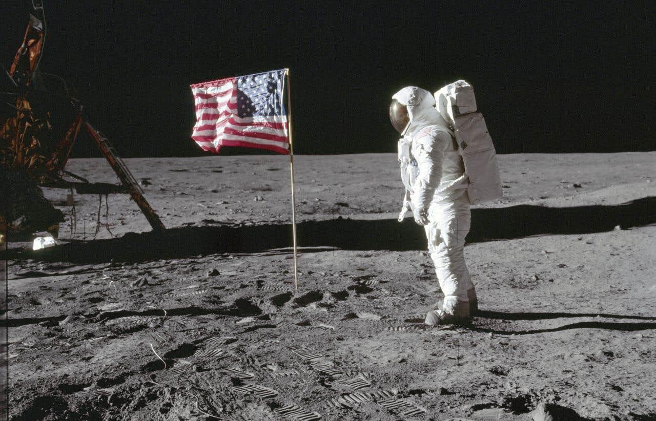 L'Aigle a atterri: il y a 50 ans, l'Homme sur la Lune