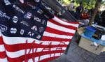 Manifestants américains du mouvement Occupy Wall Street
