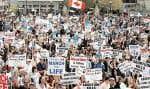 Le mouvement pro-vie tient sa manifestation annuelle aujourd'hui, à Ottawa. L'an dernier, quelque 7000 personnes opposées à l'avortement y avaient participé.